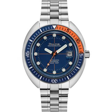 Bulova Devil Diver Automatic Stainless Steel 44mm Mens Watch