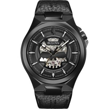 Bulova Maquina Automatic Stainless Steel Mens Watch