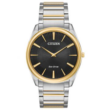 Citizen Stiletto Two-tone Stainless Steel Bracelet Watch