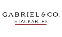 Gabriel & Co. Stackables